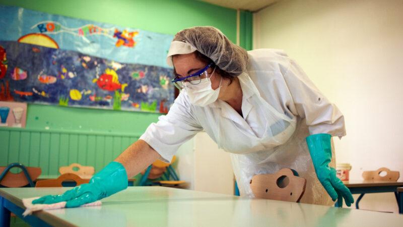 Cuatro salones de dos escuelas de Folsom Cordova están en cuarentena tras reportar contagios de coronavirus