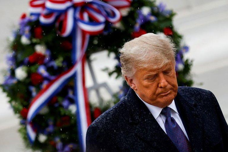 La estrategia judicial de Trump para impugnar las elecciones sufrió nuevos reveses en Pensilvania, Arizona y Michigan