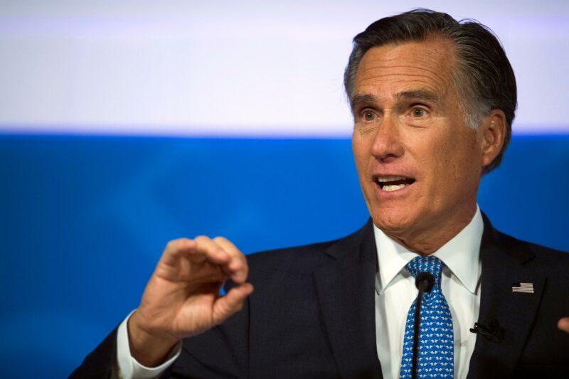 """Hasta senadores republicanos exigen a Trump pruebas de que hubo fraude electoral. """"Quiere robar las elecciones"""", acusa Mitt Romney, ex candidato presidencial de ese partido"""