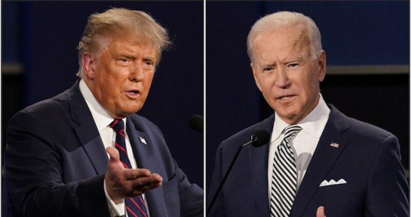 Biden acaricia la Presidencia de EU y Trump no parece dispuesto a soltarla: impugna estados clave