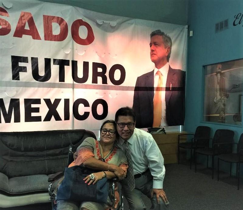 Falleció hermana del presidente López Obrador