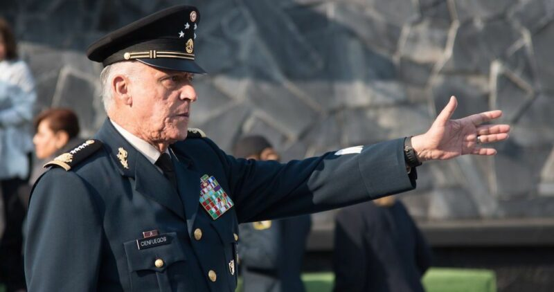 Justicia sin interferencias en el caso del general Cienfuegos, exigen a Gertz Manero dos congresistas demócratas de EU, uno el presidente del subcomité para AL