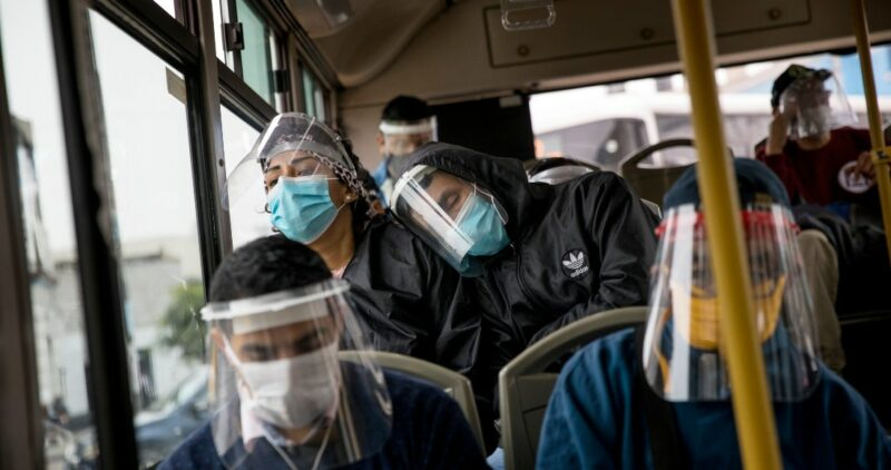 El 10 de diciembre EU aprobará las vacunas. E iniciará con viejitos y empleados de salud, en 48 horas