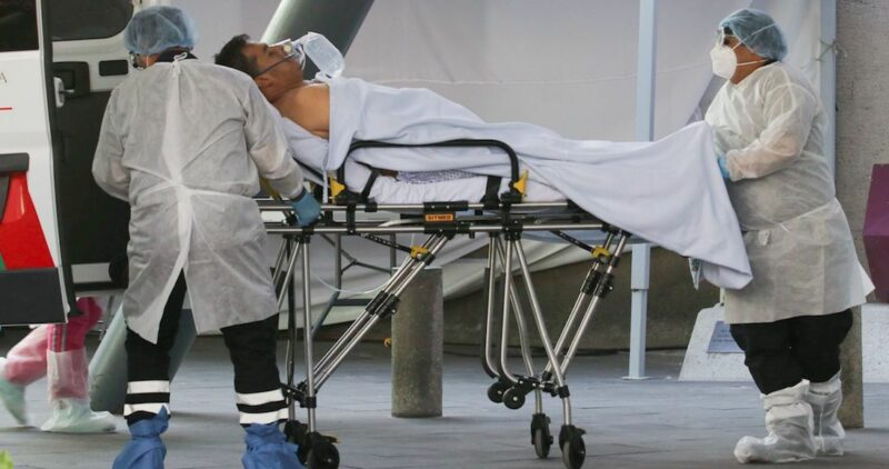 México roza 100 mil muertes por COVID-19: 99,026 han perdido la vida, dice Salud; hay un millón 11 mil casos