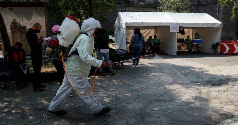 Las muertes por COVID-19 llegan a 91,895 en México: Salud; hay 929,382 confirmados y 682,044 recuperados