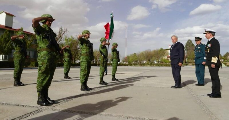 """El Ejército tiene una cofradía de élite que """"dobló"""" a AMLO por caso Cienfuegos: General Gallardo"""