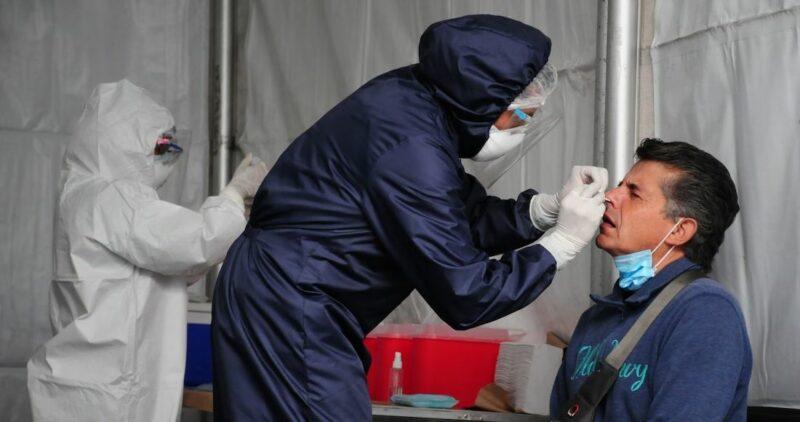 México suma 100 mil 823 muertes por la COVID-19; acumula más de 1 millón 25 mil contagios: Salud