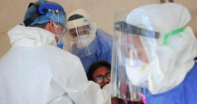 COVID-19 ha causado 103 mil 597 muertes en México: Salud; van más de un millón 70 mil contagios