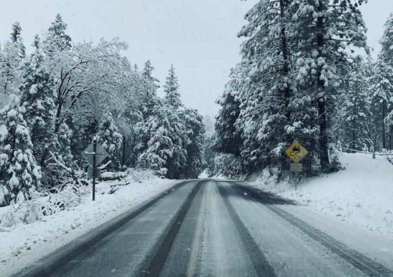 Bajón de temperaturas, lluvia y hasta nieve en el sur de California a partir de este viernes