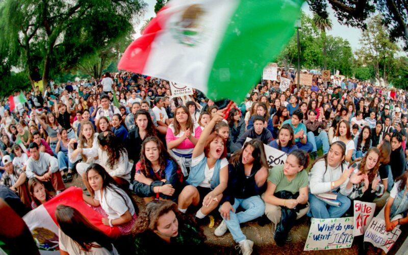 Votos de mexicanos y latinos, fundamentales para el triunfo de Biden en cotos republicanos