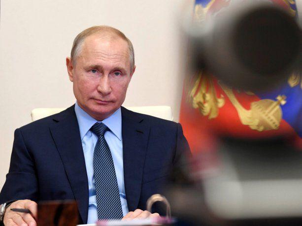 """Putin dijo que solo felicitará a Biden tras el anuncio """"legítimo y legal"""" de los resultados electorales"""