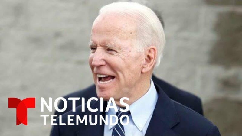 #EnVivo: Mensaje de Biden