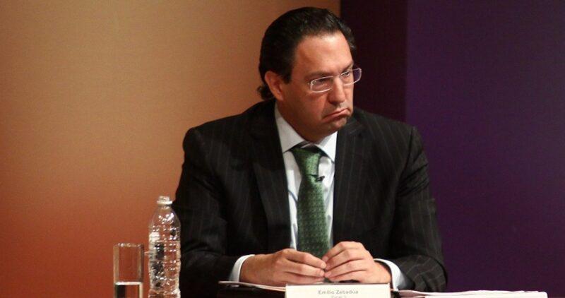 Juez le niega el amparo a Emilio Zebadúa y la Fiscalía General de la República queda libre para arrestarlo y confiscarle bienes
