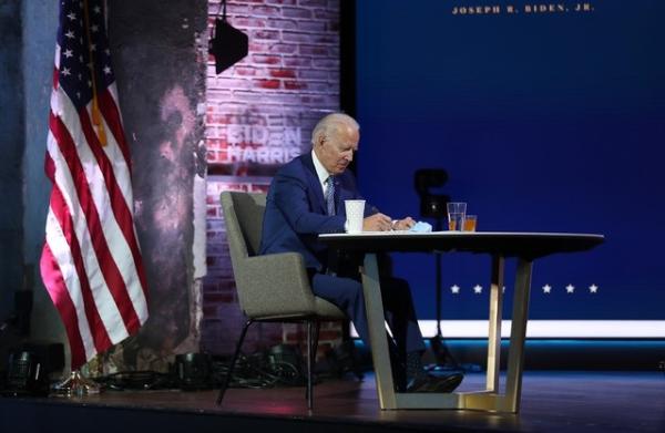 Al iniciar su mandato, la prioridad de Biden será combatir el COVID-19. Hoy ya designó al equipo científico que guiará esa tarea