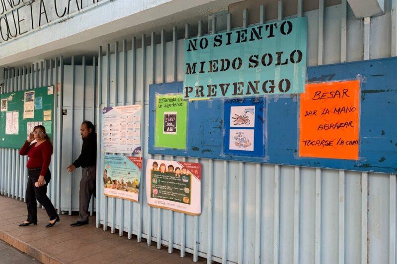 Se ha dado base a 287 mil maestros, informa López Obrador