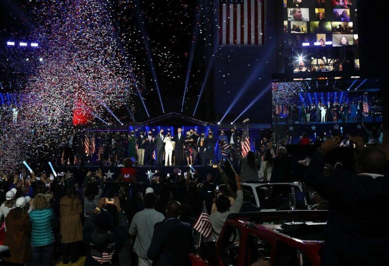 Trump derrotado; Biden, presidente electo