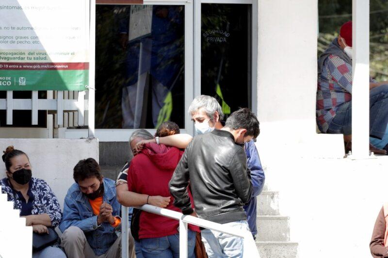 """""""Estamos en control"""" de la pandemia, dice el Secretario de Salud, Jorge Alcocer. Hay una reducción del 16% en el número de contagiados, afirma López Gatell"""