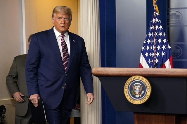 """""""Ganaremos"""", insiste Trump; Pompeo promete segundo mandato del magnate"""