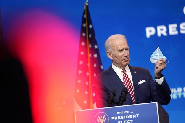 Nombra Biden como asesores a varios de su equipo de campaña