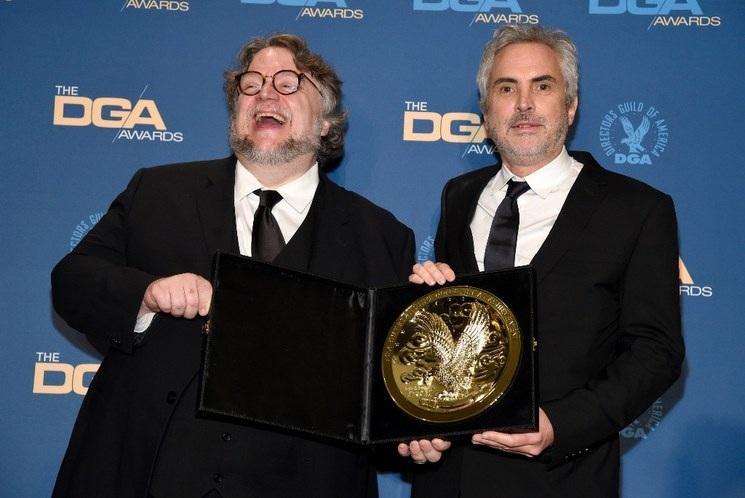 Video: Del Toro y Cuarón debaten sobre narrativas fílmicas y política