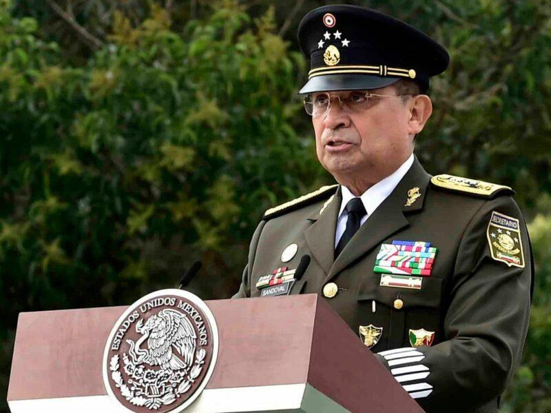 Video: La conducta de militares debe ser siempre recta y no admite desviaciones, afirmó el Secretario de la Defensa, Luis Cresencio Sandoval