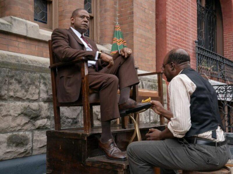 Los problemas por los que se luchaba antes en EU son los mismos de hoy, afirma el actor Forest Whitaker
