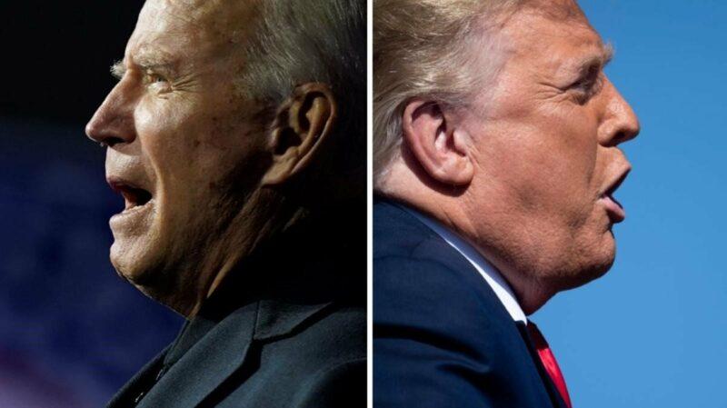 Videos: En escenario inédito, la moneda sigue en el aire. Trump quiere que se detenga la votación, reitera fraude y se propone judicializar la elección. Biden pide calma y esperar el resultado final