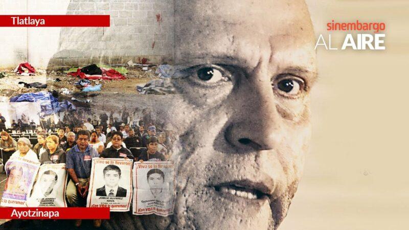 Video: Juzguen al general Cienfuegos, exigen activistas y ONGs. Tiene pendientes acá: Ayotzinapa, Tlatlaya, Apatzingán