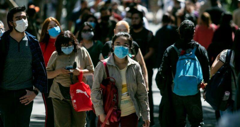 Video: La Ciudad de México sigue Naranja, en Alerta y con más ingresos a hospitales. Cierran 15 días bares y cantinas