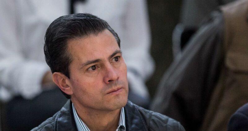 Peña Nieto, jefe de una banda criminal y traidor a la patria, acusa la Fiscalía General de la República en la petición de arresto de Videgaray