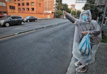 Zacatecas regresa al semáforo rojo; la Ciudad de México, a un paso