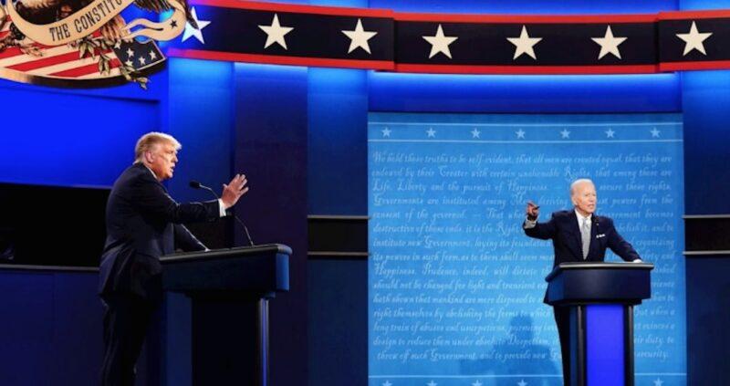 Un cierre de fotografía: Trump mejora en encuestas pero no lo suficiente para ganarle a Biden