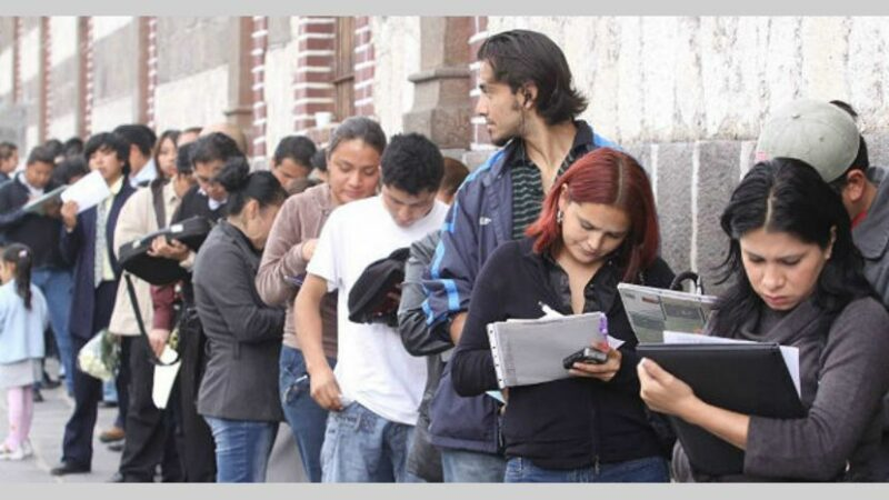 53 millones de desocupados en América Latina y el Caribe. De ellos, 23 millones perdieron empleo por la pandemia: OIT