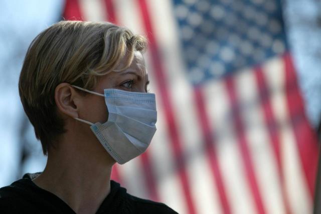 Estados Unidos alcanza cifra récord de casos de coronavirus