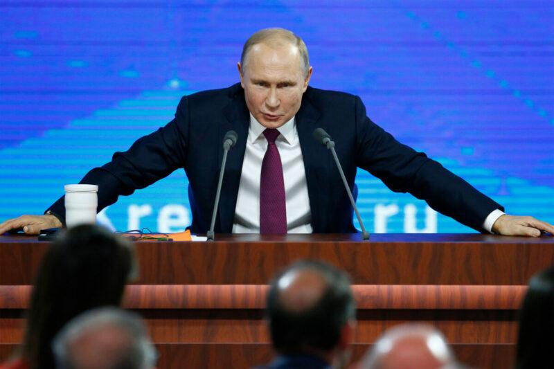 Vladimir Putin: extravío autocrático