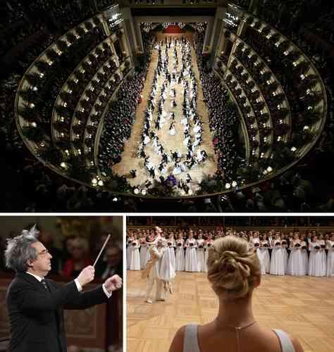 Filarmónica de Viena transmitirá a 100 países