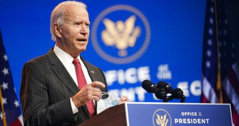 Video: Biden será el Presidente de EU. El Colegio Electoral le da más de 270 votos y formaliza su triunfo