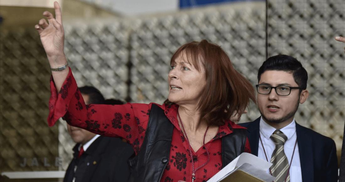 Tatiana Clouthier, nueva Secretaria de Economía. El Presidente anuncia enroques y propuestas para Banxico e INEGI