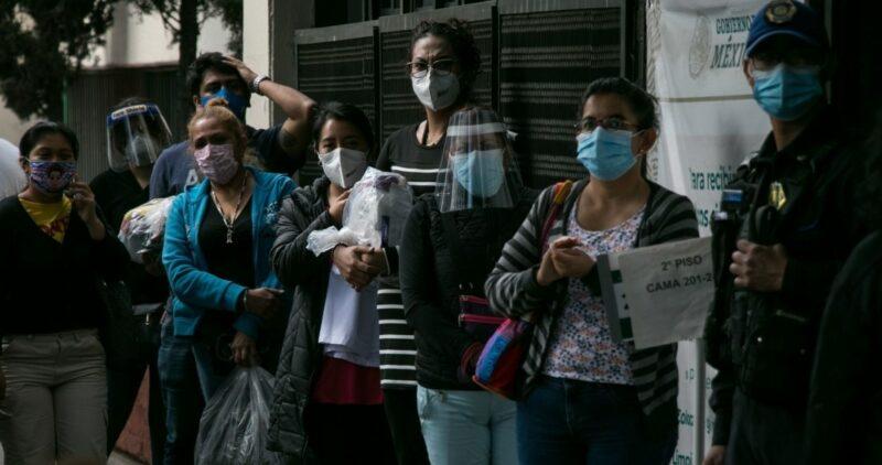 Videos: La amenaza es muy seria: Estado de México y Ciudad de México, a semáforo rojo; se quedan sólo las actividades esenciales