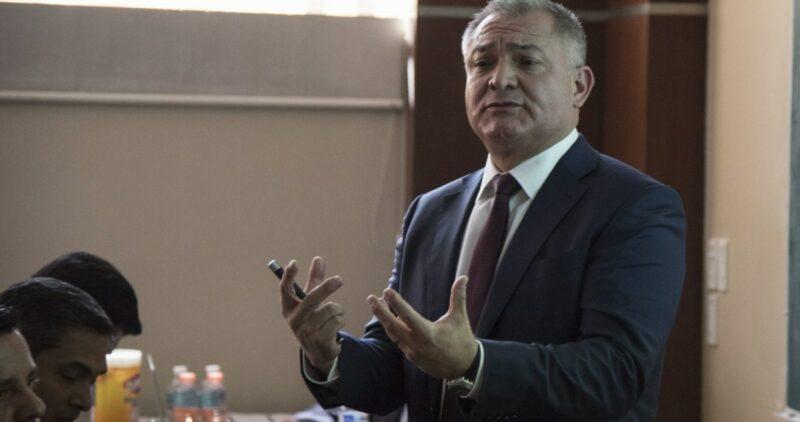 La FGR asegura tres inmuebles de Genaro García Luna, preso en EU: dos en la CdMx y uno en Morelos