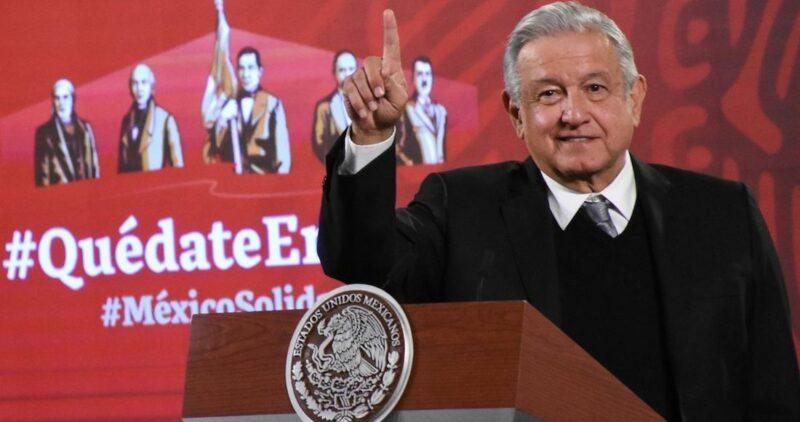 A 2 años de su gobierno, AMLO sube 5 puntos en encuestas de El Financiero y Reforma. 64 y 61% de aprobación, respectivamente