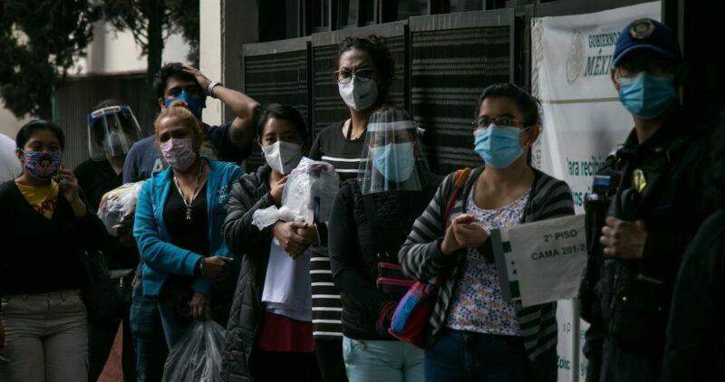 Video: México alcanza las 116,487 muertes por COVID-19; Salud registra más de un millón 289 mil contagios