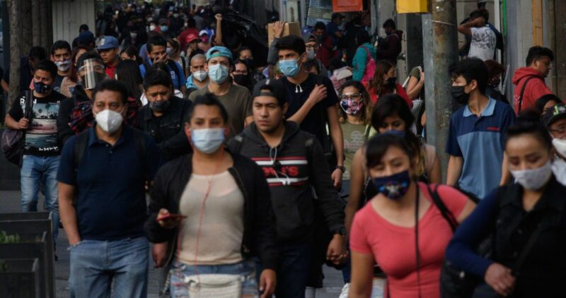 México suma 120,311 muertes por la COVID-19; Morelos se suma a la Ciudad de México y Estado de México en Semáforo Rojo