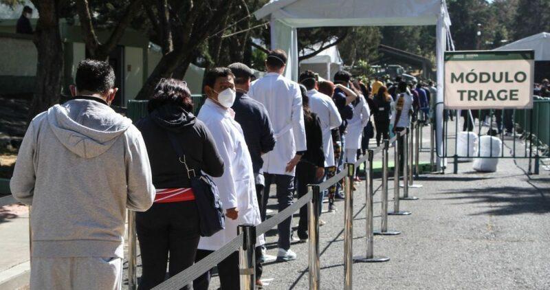 Las empresas privadas sí pueden traer las vacunas, pero nadie ha solicitado permiso hasta ahora, dice AMLO