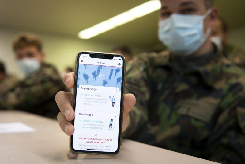 Así funciona la nueva app de rastreo de contactos para ayudar a detectar el covid-19 en California