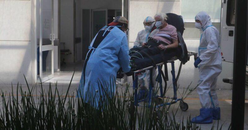 Quedan 686 camas para atención general y 365 de terapia intensiva en la CdMx, advierte Sheinbaum