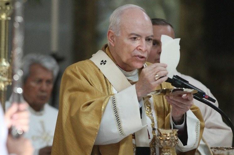 Anuncia Arquidiocesis cancelación de misas presenciales. Pide celebrar fin de año en  familia