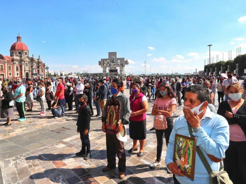 Video: COVID-19 ocasiona el cierre de la Basílica de Guadalupe y con ello rompe una tradición centenaria