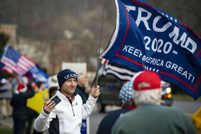El Colegio Electoral oficializará este lunes el triunfo de Biden