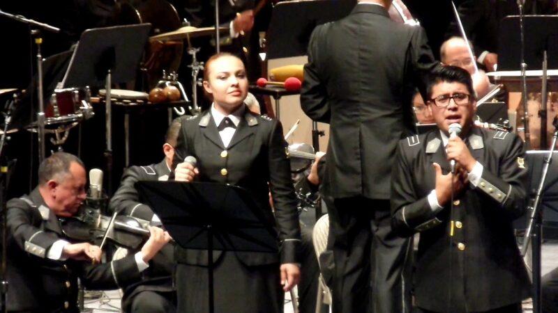 Video: Concierto de Navidad de la Orquesta Sinfónica y el Coro del Ejército y la Fuerza Aérea Mexicana